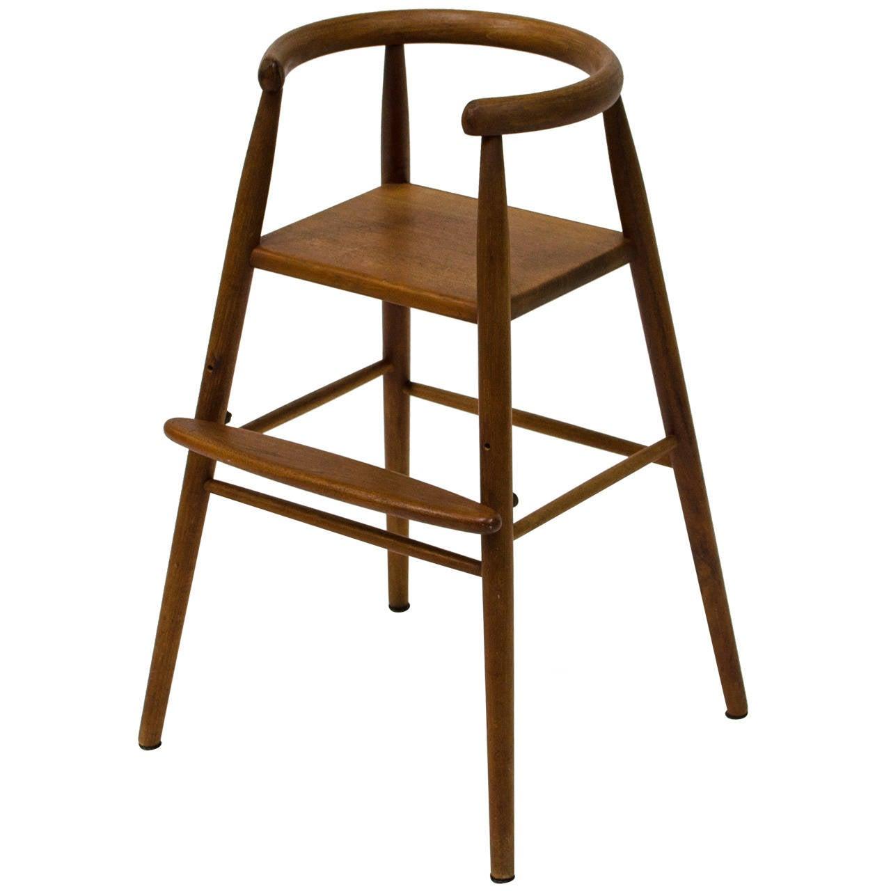 folding chair lulu desk and early nanna ditzel high 1950 at 1stdibs