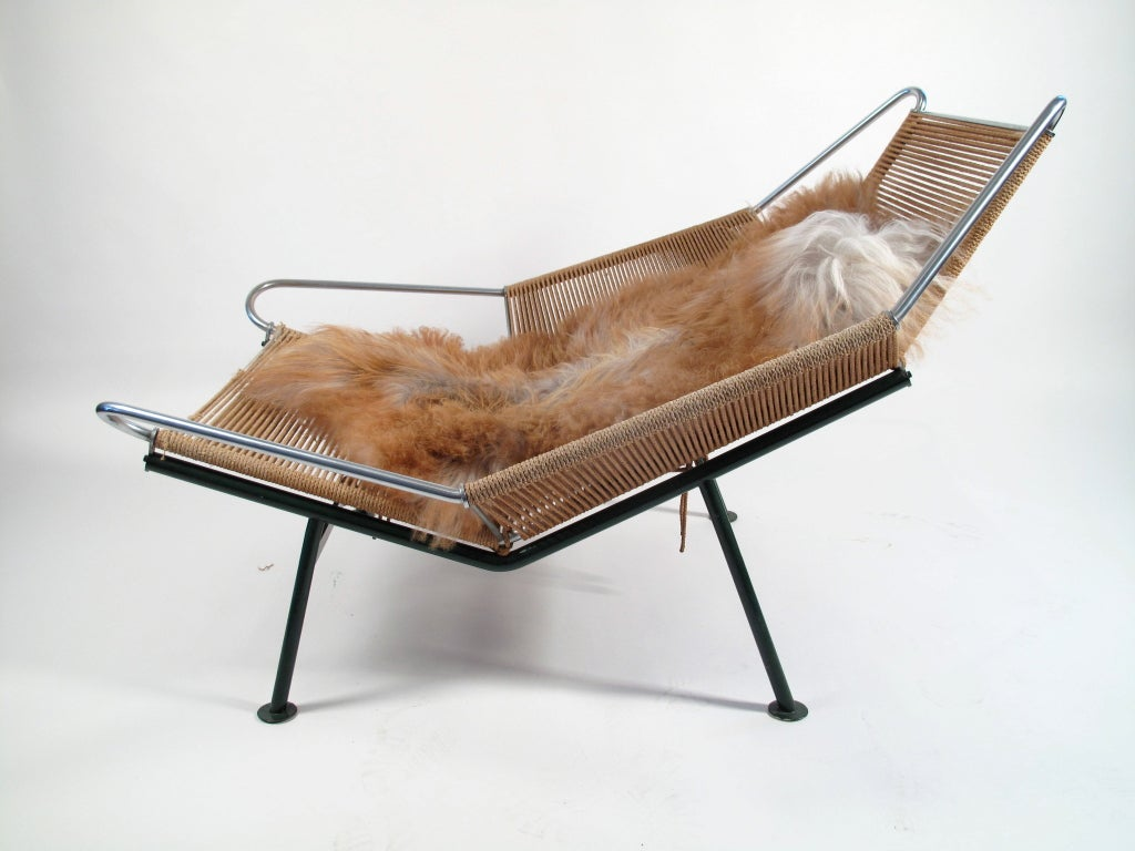 flag halyard chair cover rentals in virginia beach hans wegner lounge 1950 denmark at 1stdibs