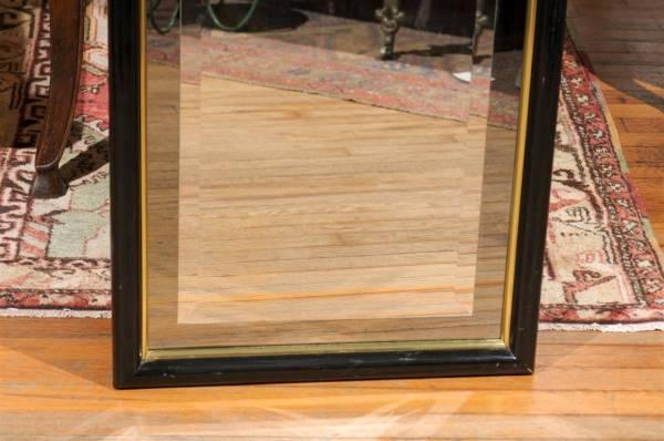 Beveled Glass Mirror Wall