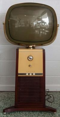 Original Philco Predicta Barber Pole Mid Century ...