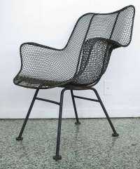 Six Mesh Chairs by Russell Woodard at 1stdibs