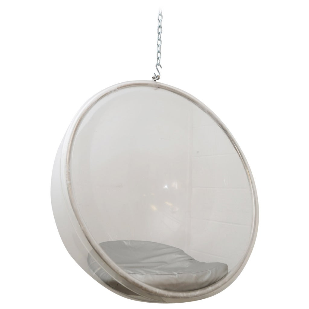 Bubble Chair Hanging Eero Aarnio Bubble Chair At 1stdibs