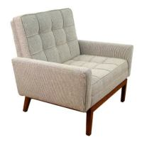 Florence Knoll Club Chair for Knoll Mid-Century at 1stdibs