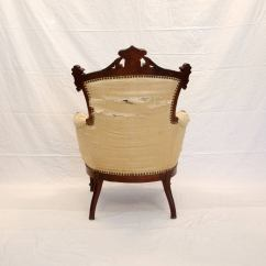 Victorian Parlor Chairs Wedding Chair Cover Hire Brighton American Walnut At 1stdibs