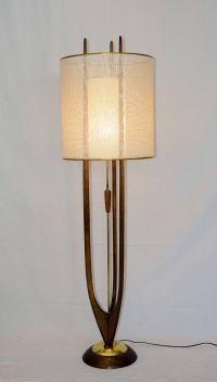 Mid Century Modeline Floor Lamp at 1stdibs