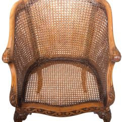 Cane Barrel Chair Design For Cafe Georgian Style Walnut And Back Chairs With