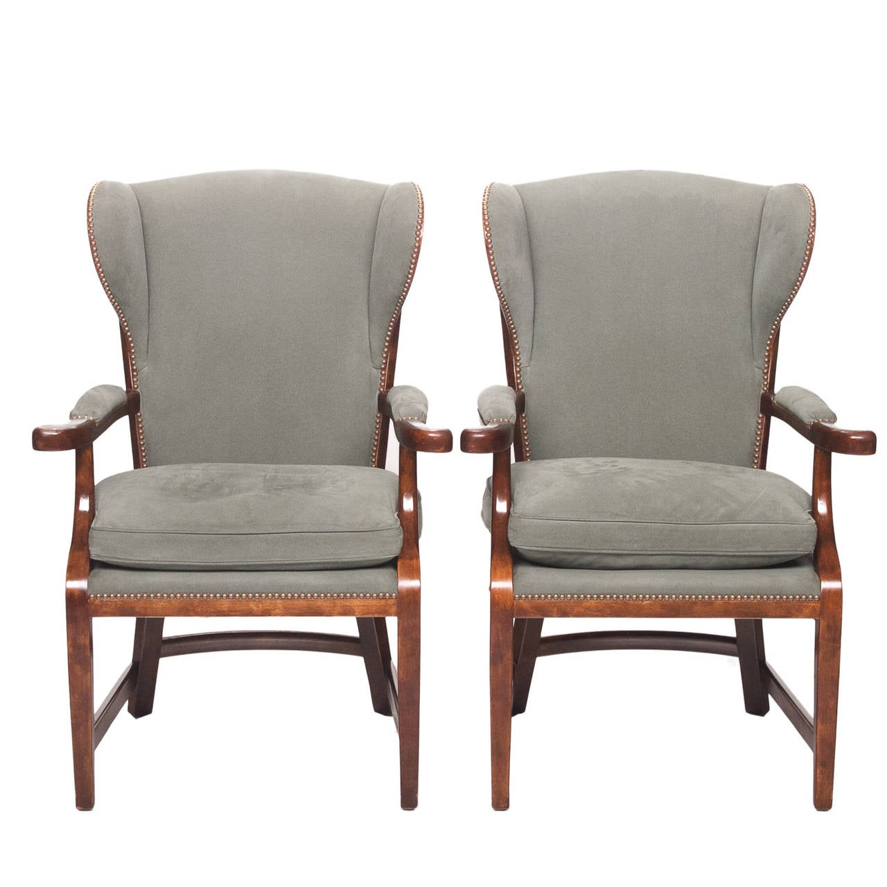 minton spidell chairs satin chair sashes english barber at 1stdibs