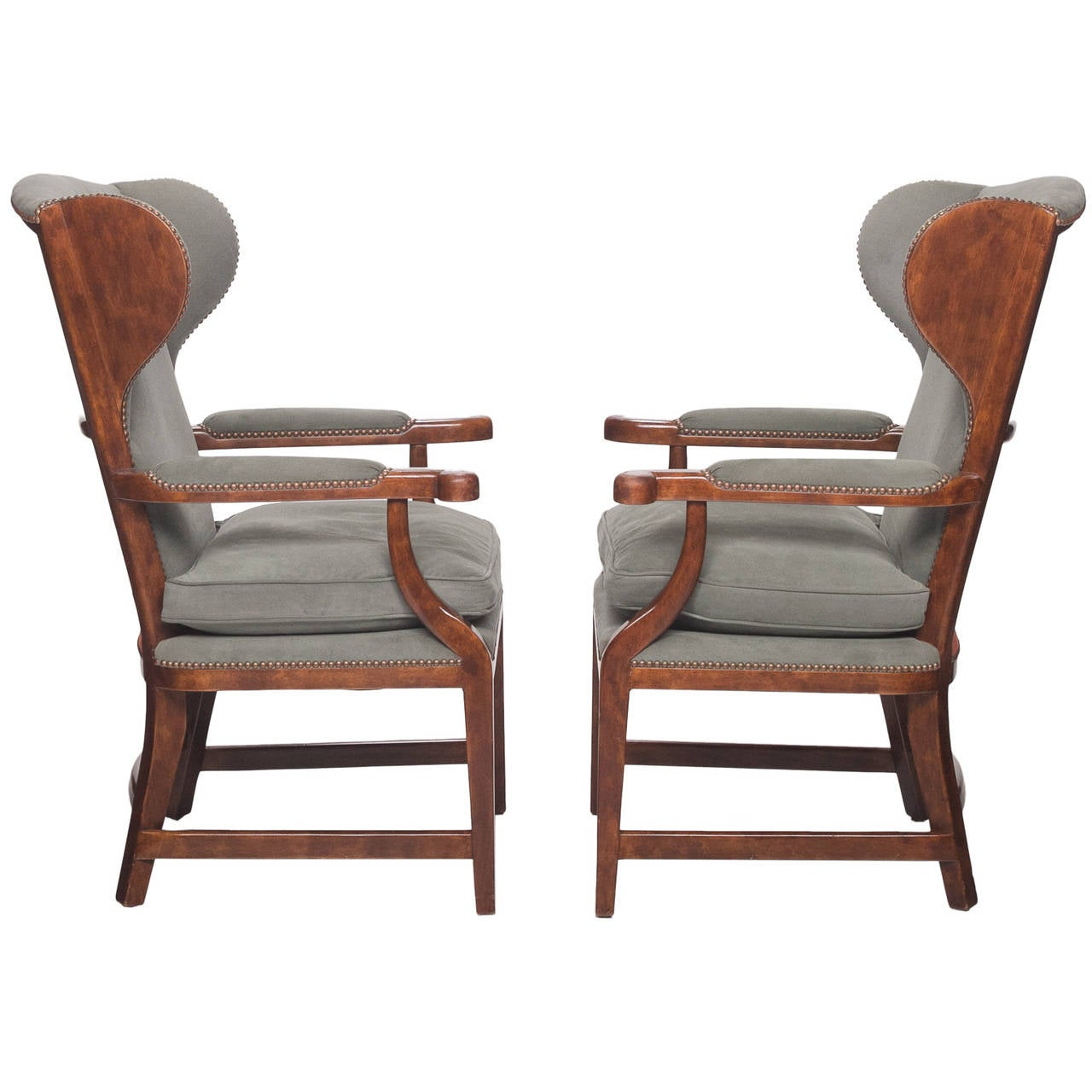 minton spidell chairs michigan chair company english barber at 1stdibs