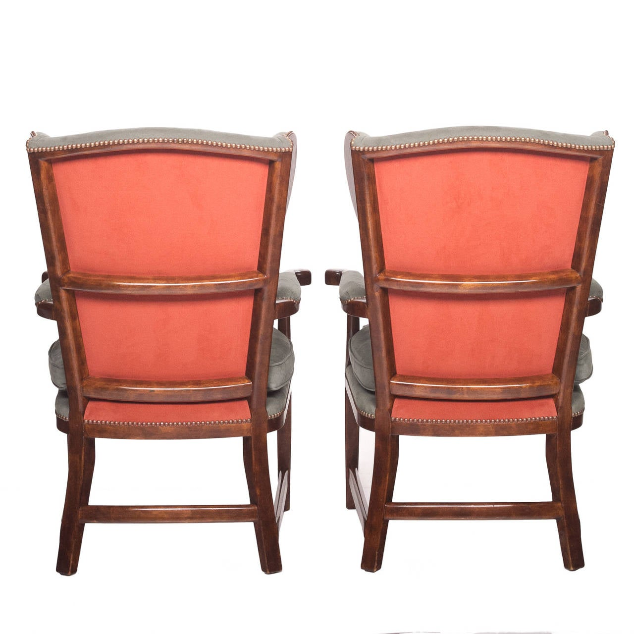 minton spidell chairs plastic chair covers bunnings english barber at 1stdibs