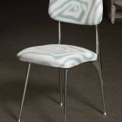 Shelby Williams Chairs Tolix Marais Chair Set Of 6 Polished Aluminum Dining By