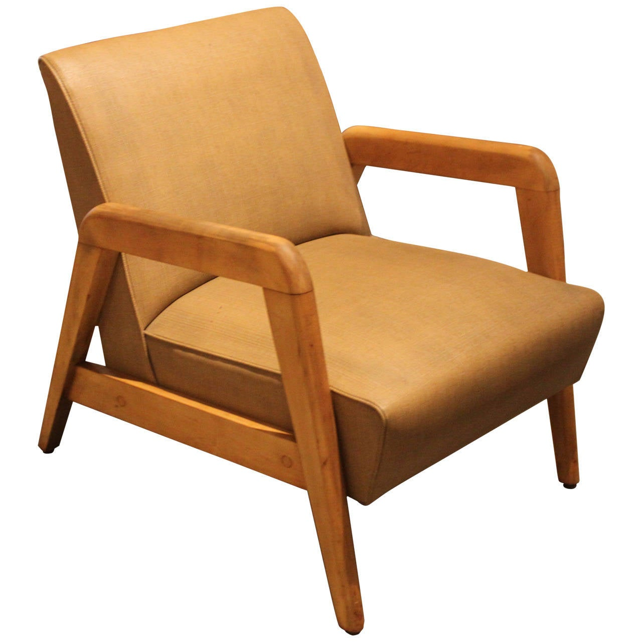 Modern Club Chairs Mid Century Modern Lounge Chair At 1stdibs