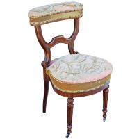"""French """"Smoking"""" Chair at 1stdibs"""