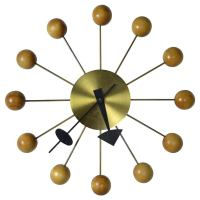 George Nelson Ball Clock for Howard Miller at 1stdibs