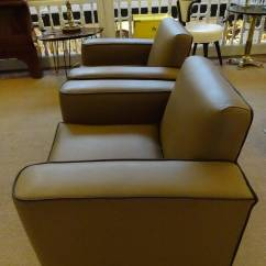 Art Deco Style Club Chairs Pool Lounge Chair For Sale At 1stdibs