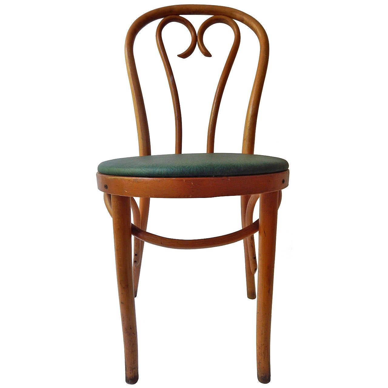 bent wood chair bowl cushion 10 thonet bentwood cafe chairs at 1stdibs