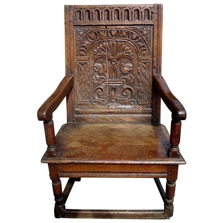 antique high back wicker chairs rei helinox beach chair 18th century english wainscot at 1stdibs