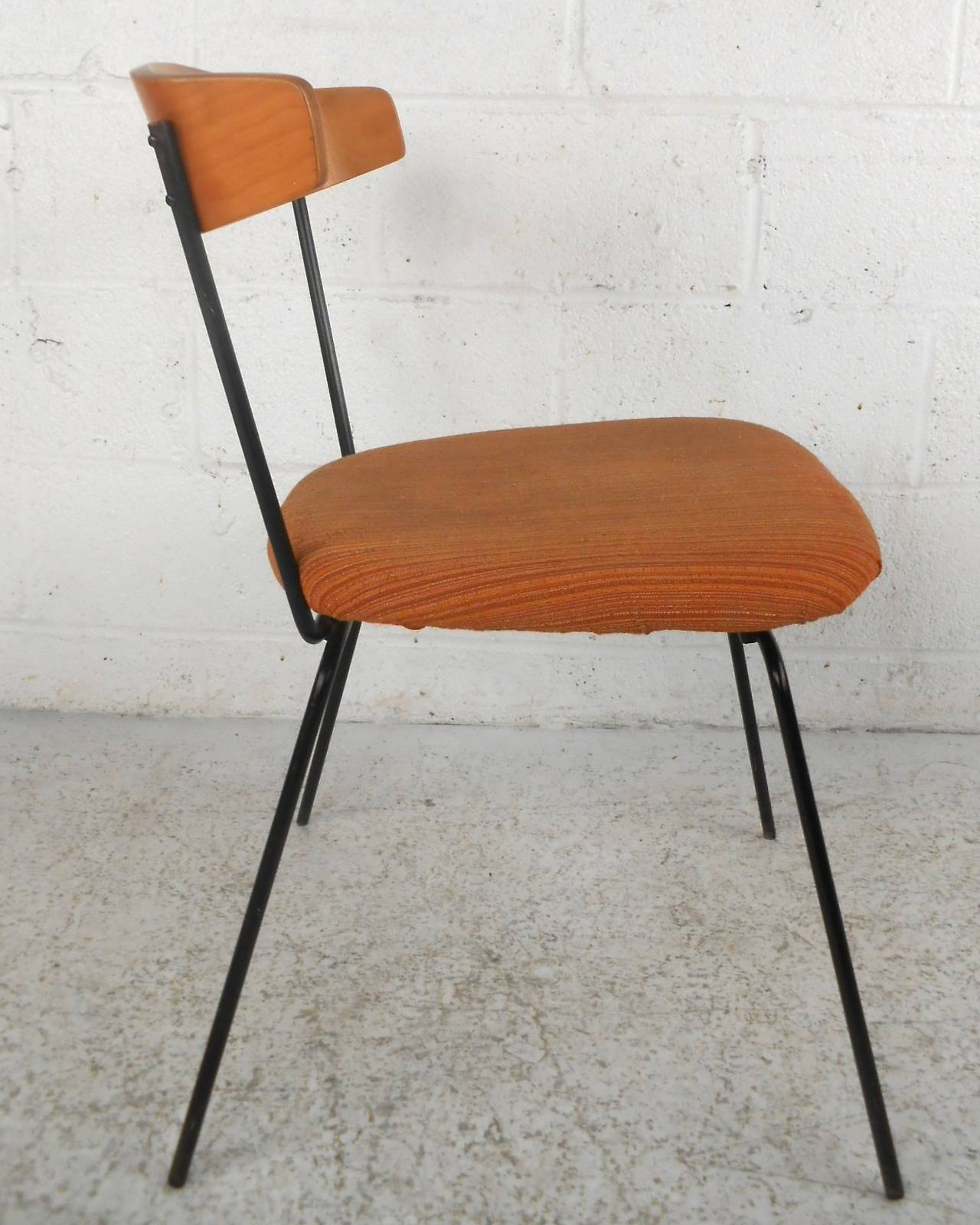 bentwood dining chair plastic chairs covers mid century modern paul mccobb 1535 style