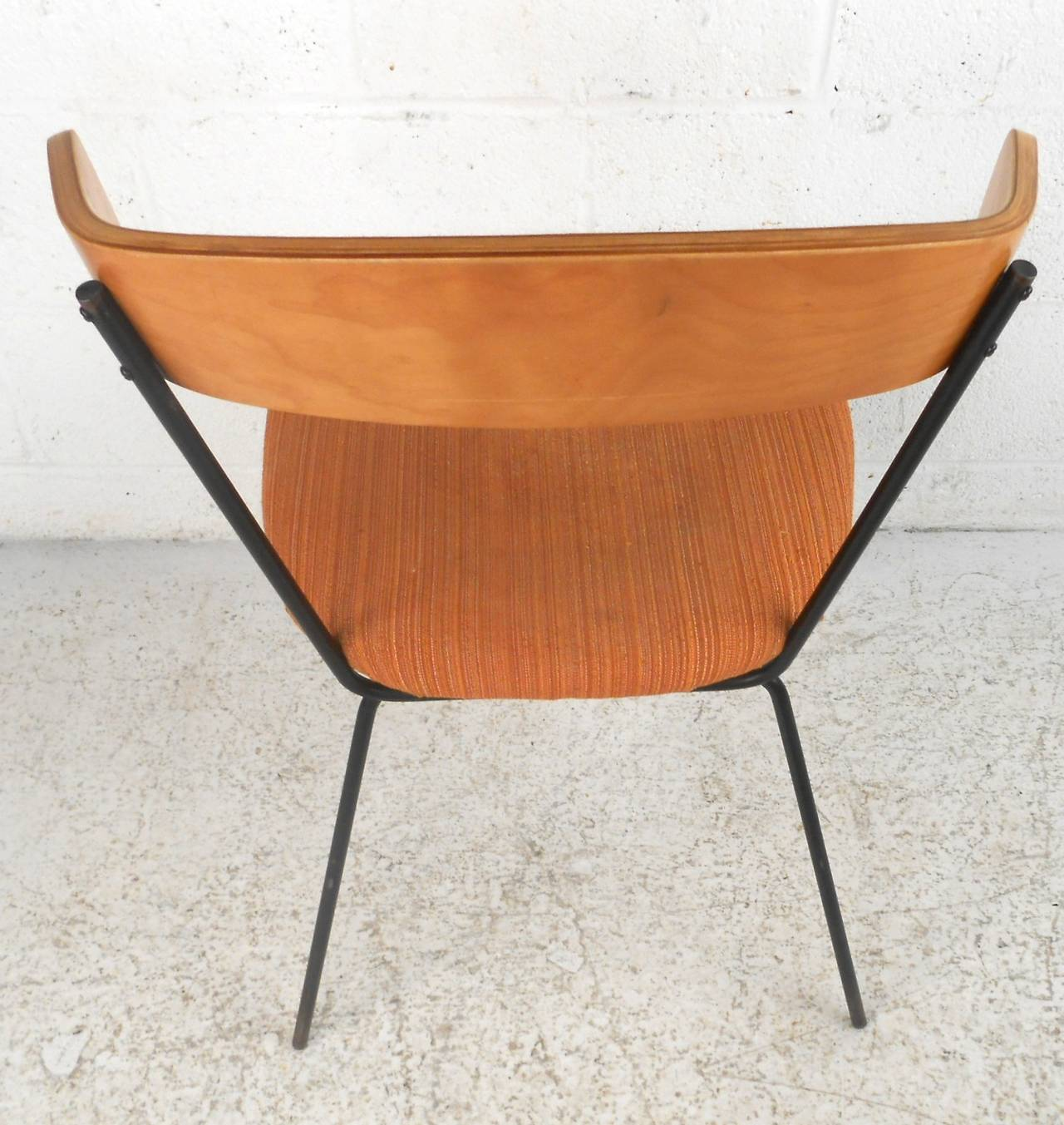 bent wood dining chairs swing chair holder mid century modern paul mccobb 1535 style bentwood