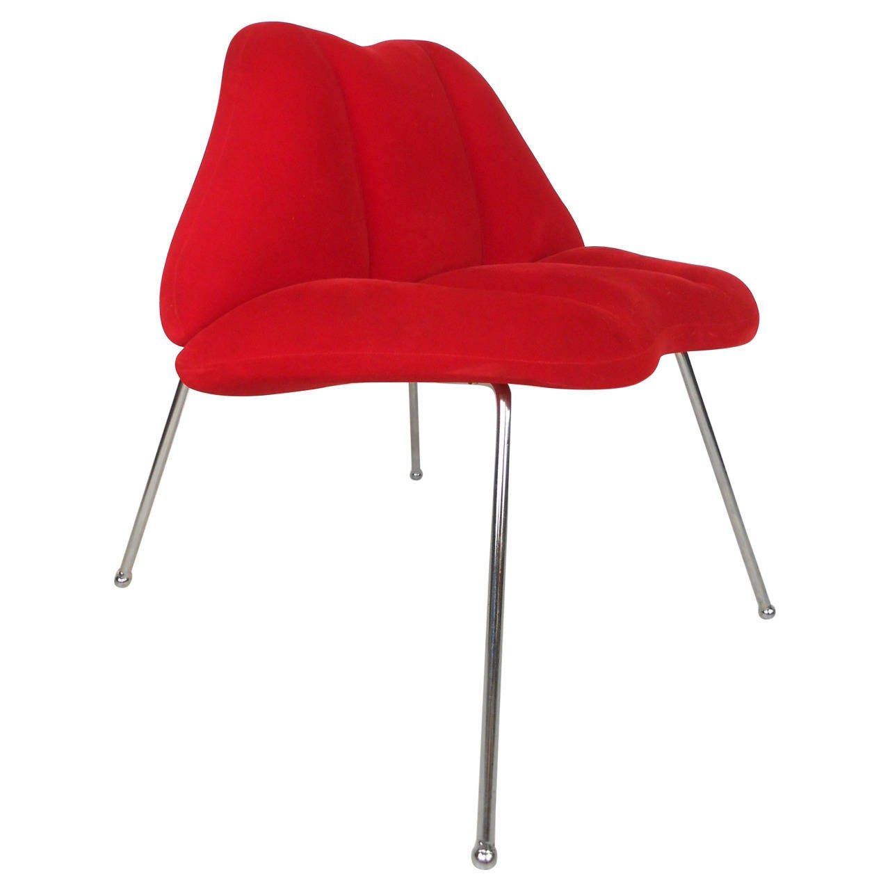 Lip Chair Mid Century Modern Style 39lips 39 Chairs At 1stdibs