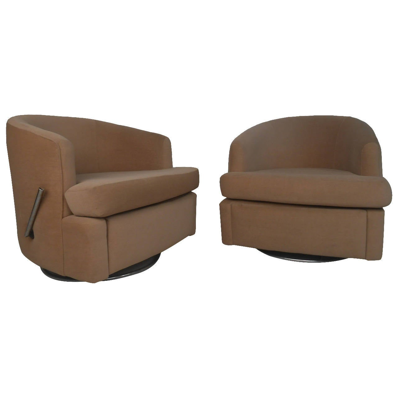 zac swivel chair toys r us chairs for toddlers thayer coggin barrel at 1stdibs
