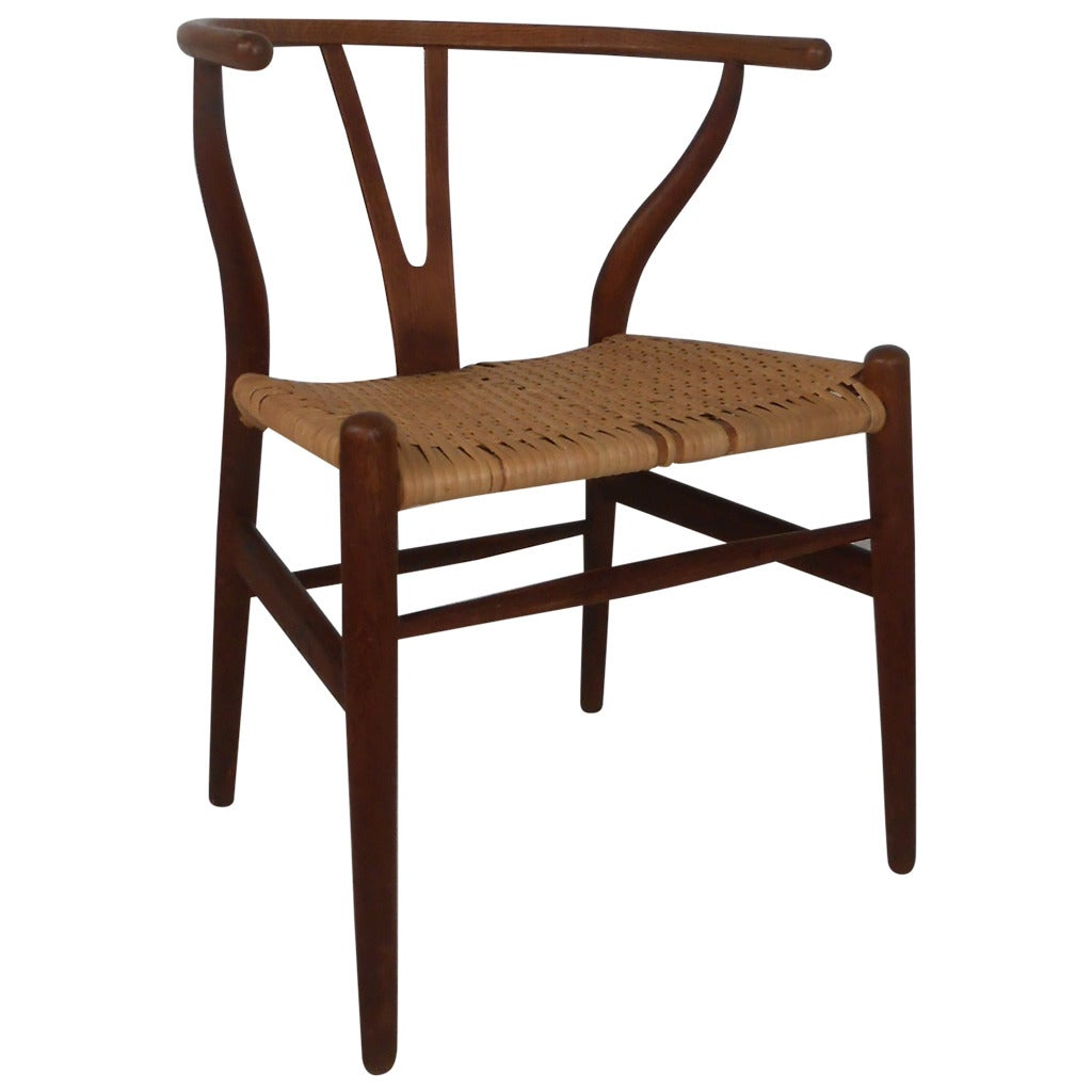 wishbone chairs children table and chair hans wegner for sale at 1stdibs