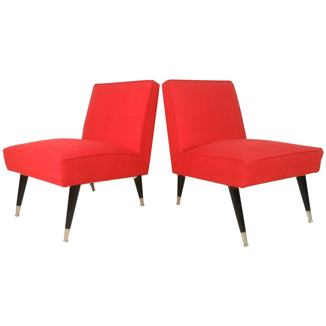 modern slipper chair wayfair covers vintage chairs for sale at 1stdibs