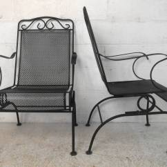Cast Iron Outdoor Chairs Ball Desk Chair Set Of Ornate Patio For Sale At 1stdibs