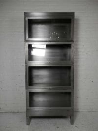Stackable Barrister Bookcase at 1stdibs