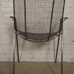 Mid Century Modern Wire Chair Klismos Side Arm For Sale At 1stdibs