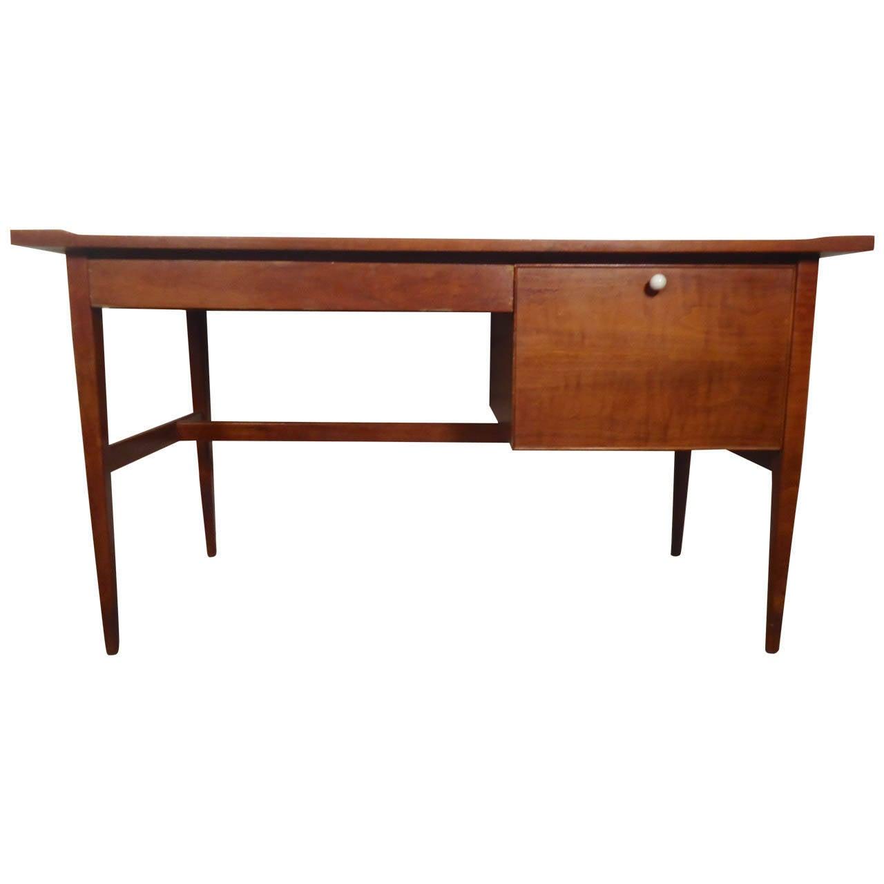 mid century modern desk chair bean bag baby drexel for sale at 1stdibs