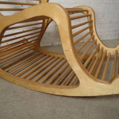 Wood Chairs For Sale Fur Butterfly Chair Exceptional Rocking At 1stdibs
