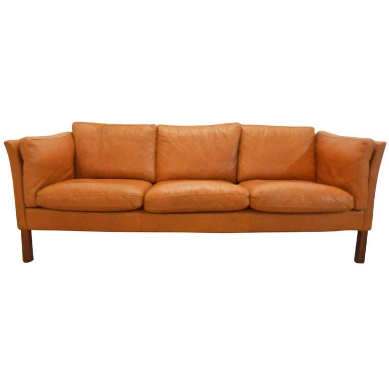 mogensen sofa 2209 mission style plans free danish modern leather at 1stdibs