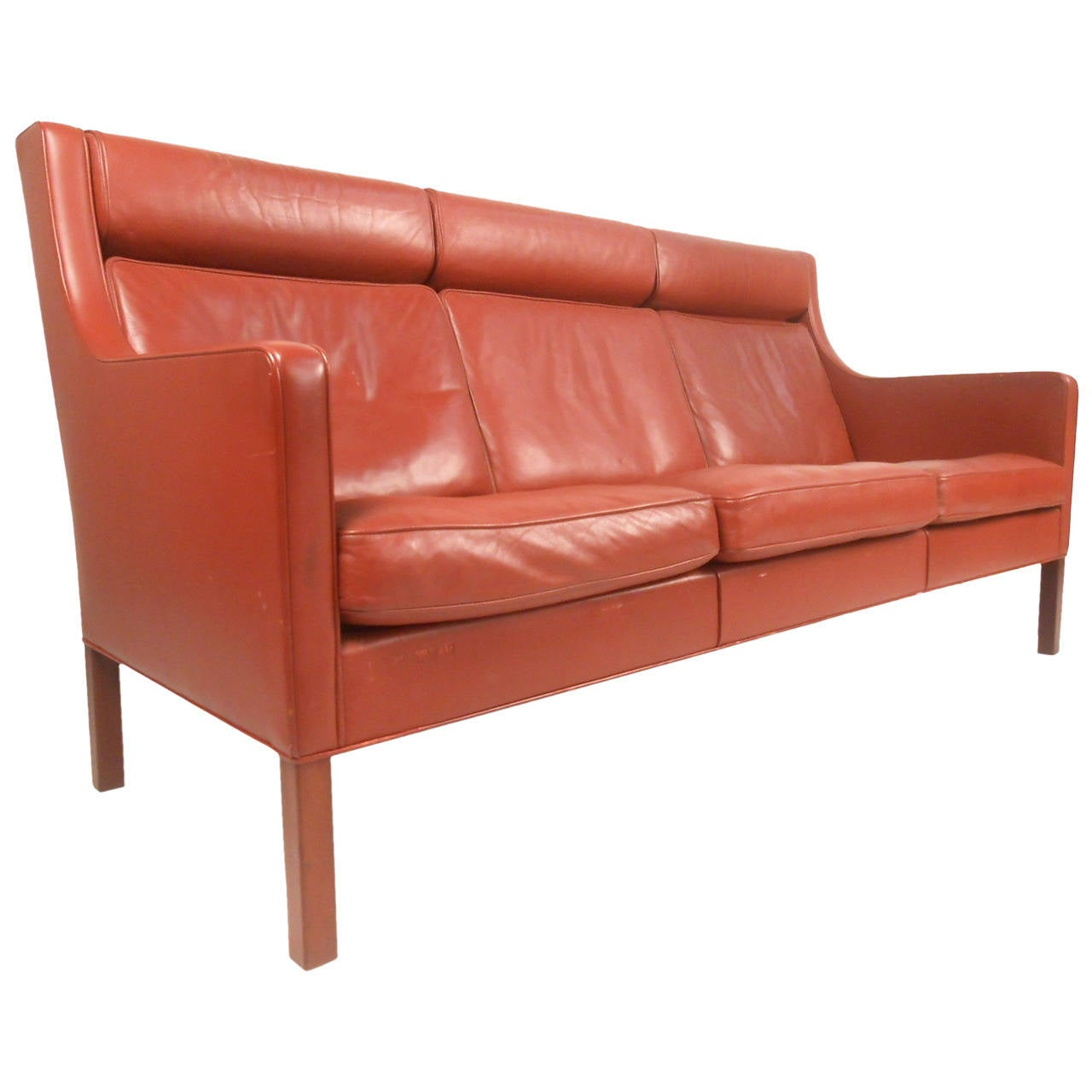 borge mogensen sofa model 2209 office design mid-century modern fredericia by børge for ...