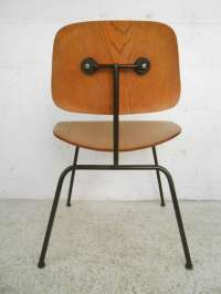 Charles Eames Mid Century Modern Molded Plywood Chair for ...