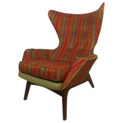 Adrian Pearsall Lounge Chair Rei Flexlite Review Wingback At 1stdibs