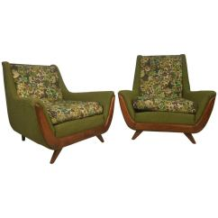 Adrian Pearsall Chair Zenergy Ball Replacement Style His And Her Lounge Chairs For Sale At 1stdibs