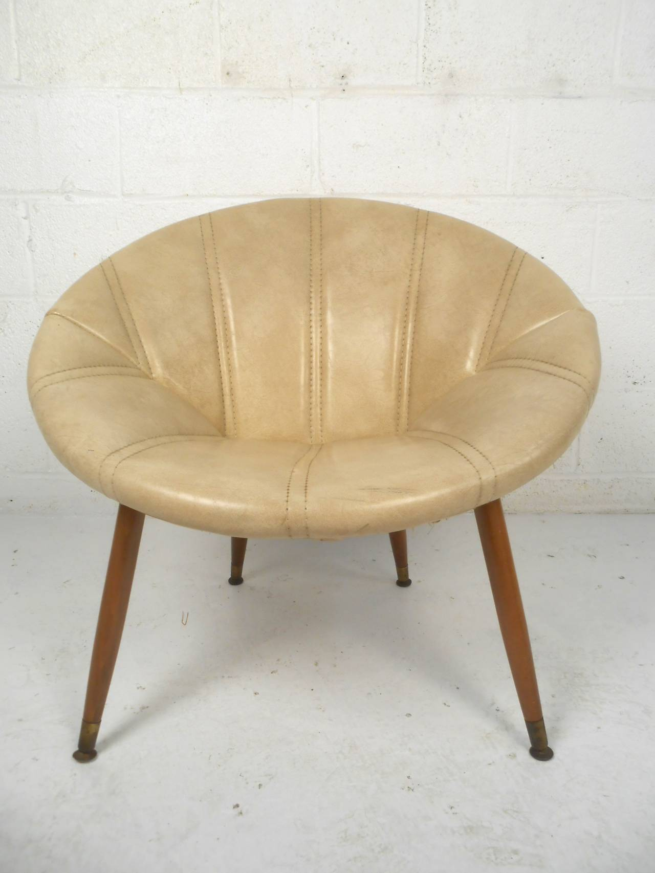 saucer chair for kids covers a party round midcentury sale at 1stdibs