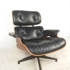 Swivel Club Chair With Ottoman Cool Chairs For Man Cave Herman Miller 670 Lounge At 1stdibs