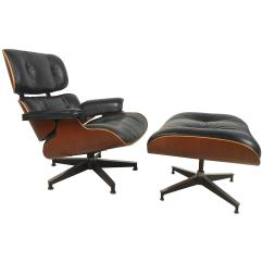 Swivel Club Chair With Ottoman Sturdy Camping Herman Miller 670 Lounge At 1stdibs