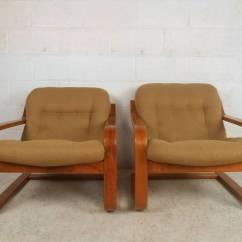 Modern Bentwood Chairs Vintage Wood Chair Pair Of Midcentury Scandinavian Westnofa