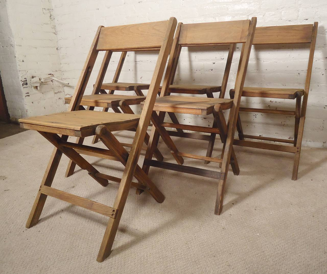 wooden folding chairs for sale tutu chair skirt classic all wood at 1stdibs