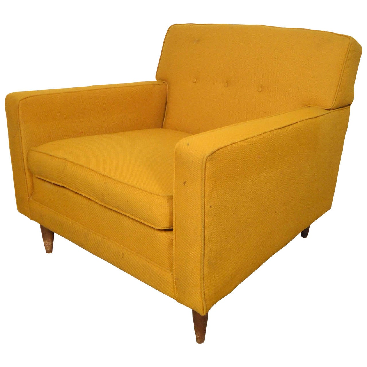 Mid Century Lounge Chair Mid Century Modern Lounge Chair For Sale At 1stdibs