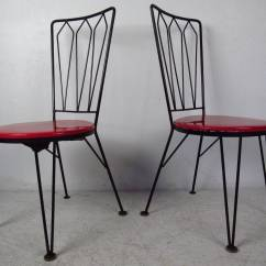Img Chairs For Sale Swivel Rocker Living Room 1950s Metal Dining At 1stdibs