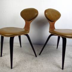 Modern Bentwood Chairs Outdoor Dining Table And Pair Of Mid Century In The Style