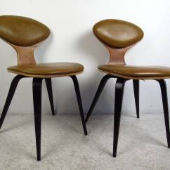 Modern Bentwood Chairs Zero Gravity Desk Chair Pair Of Mid Century In The Style