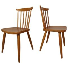 Dining Chairs For Sale Child Adirondack Chair Mid Century Pair Of Paul Mccobb Style Maple
