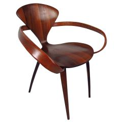 Modern Bentwood Chairs Bar Stools And Mid Century Norman Cherner For Plycraft