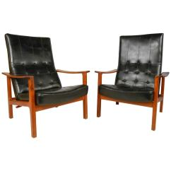 Unique Chairs Kids Personalized Pair Mid Century Modern Bröderna Andersson Teak