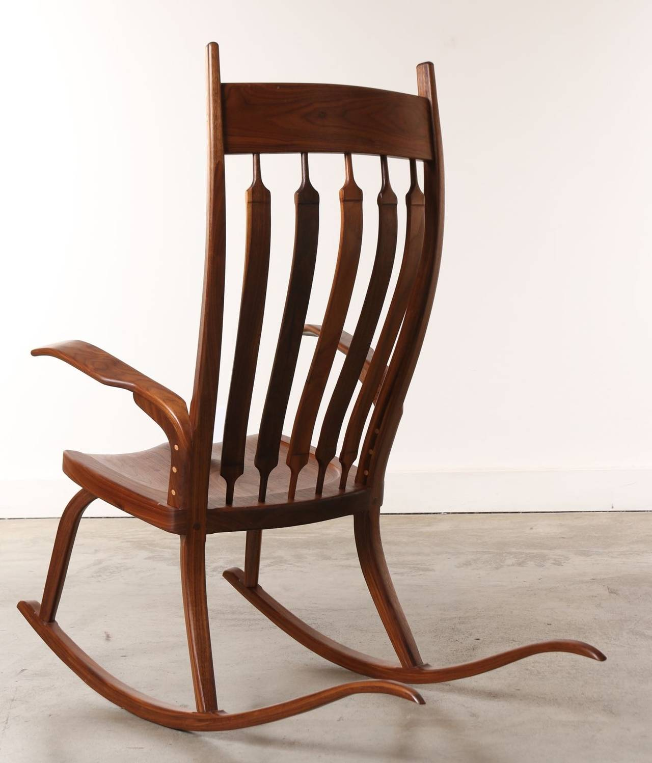 craftsman rocking chair styles folding gaming contemporary california dark