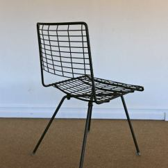 Chair Design Iron Big Round Living Room Chairs By John Keal For Pacific Sale At 1stdibs Steel